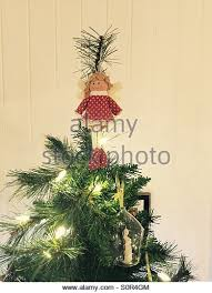 angel on christmas tree stock photos u0026 angel on christmas tree