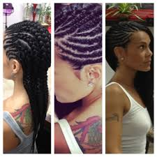 bee likes to create new trends with braids on natural hair bee