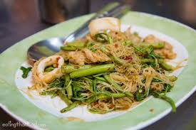 mimosa cuisine try the water mimosa noodles at saw nah wang ร าน ส หน าว ง