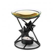 Tea Light Oil Warmer Lone Star Base Oil Warmer Candle Holder Home Decor