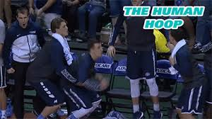 basketball bench celebrations the bench for monmouth university s basketball team has the