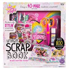 scrapbooks for sale just my style scrapbook kit walmart