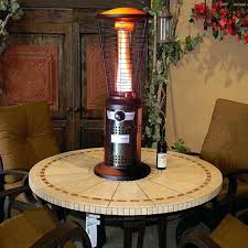 Patio Heater Wont Light Tabletop Propane Heaters Stainless Steel Tabletop Propane Gas