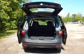 minivan review 2014 mazda5 gt driving