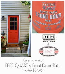 Front Door Paint Colors by Dwell By Cheryl Front Door Paint Giveaway