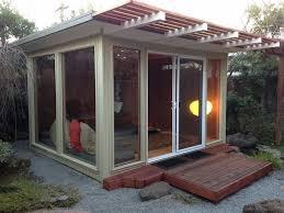 backyard eichlers mid century modern sheds eichler house style