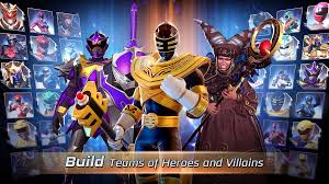 power rangers legacy wars android apps google play