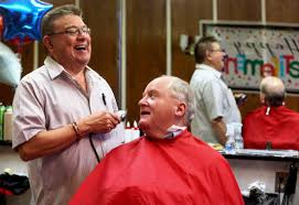 longtime dubuque barber retires news sports jobs times