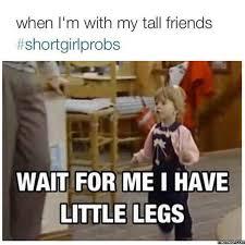 Short Person Meme - short girl problems instyle co uk