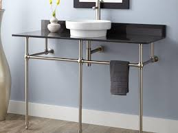 Console Sink Bathroom Sink Small Kitchen Design With Island Bathroom Sink