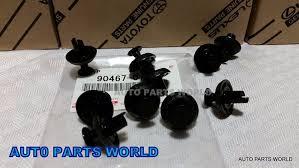 lexus ls 460 engine cover clips amazon com genuine toyota lexus scion oem 90467 07211 bumper