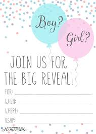 gender reveal party baby gender reveal party invitations happiness is