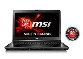 graphics card black friday amazon amazon com msi gl72 6qf 405 17 3