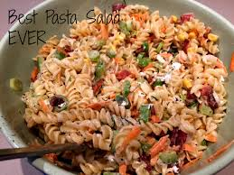 best salad recipes best pasta salad recipe pink post it note
