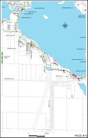 Blue Line Chicago Map by Maps Gun Lake Area Sewer Authority
