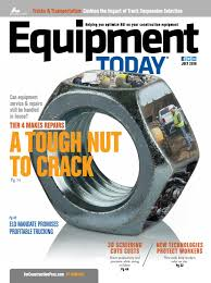 equipment today july 2016 by forconstructionpros com issuu
