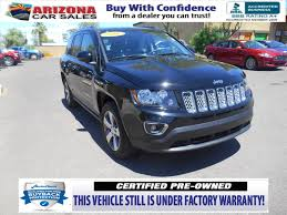 nissan altima 2016 certified pre owned certified pre owned 2016 jeep compass latitude sport utility in