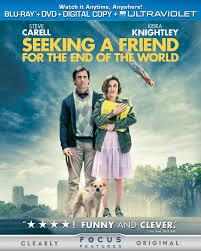 Seeking Season 3 Dvd Seeking A Friend For The End Of The World