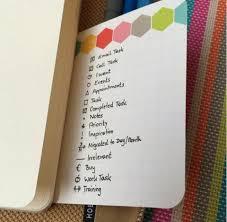 bullet journal tips u0027n u0027 things u2013 designist