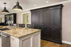 How To Design Kitchen Cabinets Black And White Kitchen Cabinet Designs Ivernia