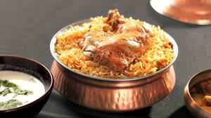 biryani cuisine the awadhi food etiquette nothing before nothing after biryani
