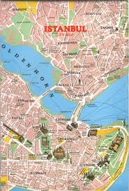 istanbul turkey map map monuments in istanbul turkey joao leitao travel