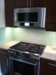 kitchen brick tile backsplash glass accent tile mosaic
