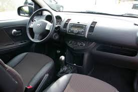 nissan note 2009 interior capsule review 2009 nissan note 1 4l the truth about cars