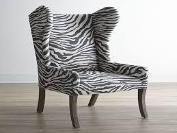 Zebra Dining Chairs Furniture Animal Print Dining Chairs Unique Zebra Print
