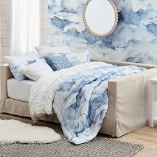 Queen Girls Bedding by Cloud Comforter Sham Pbteen