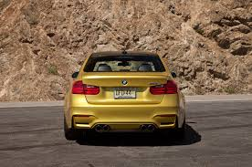 Bmw M3 Yellow Green - 2015 bmw m3 review long term update 5 motor trend