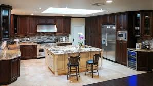 pre assembled kitchen cabinets american walnut pre assembled kitchen cabinets