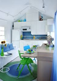 Green And Blue Kitchen 723 Best Small Spaces Big Ideas Images On Pinterest Architecture