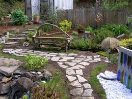 Backyard Pathway Ideas Ideas For Beautiful And Affordable Garden Pathways Morflora
