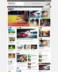 templates for blogger for software top magazine journal blog template 12 free sle exle format