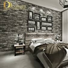 Textured Wall For Bedroom Online Get Cheap Brick Wall Texture Aliexpress Com Alibaba Group