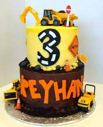 construction birthday cake birthday cakes les amis bake shoppe