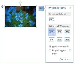 word layout pictures working with images gets simpler in the new word microsoft 365 blog
