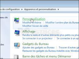 performances du bureau pour windows aero désactiver l interface aero windows 7