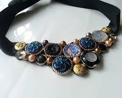 diy bracelet vintage images Diy vintage button necklace how to make a button necklace jpg