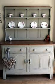 Annie Sloan Painted Bookcase Shabby Chic Painted Solid Pine Bookcase Annie Sloan Pine