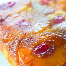 trisha yearwood u0027s pineapple upside down cake u2013 recipe diaries