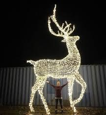 vancouver christmas light maze world s largest christmas light maze coming to b c