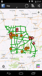 Modot Road Conditions Map Amazon Com Modot Traveler Information Appstore For Android