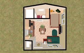 Nir Pearlson House Plans The 224 Sq Ft Treasure Chest U0027s Floor Plan Tiny Small Dream Home