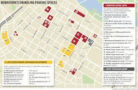 Minneapolis Light Rail Map Downtown Minneapolis U0027 Land Of Lost Parking Minneapolis St