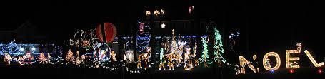 Deer Christmas Lights Maryland Tacky Christmas Lights Details
