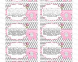 bring a book instead of a card poem bring a book instead of card baby book request printable
