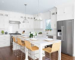 kitchen island tables with stools create space for dining at your kitchen island