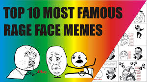 Uuuu Meme - top ten most famous rage face memes ta5 toptenstop youtube